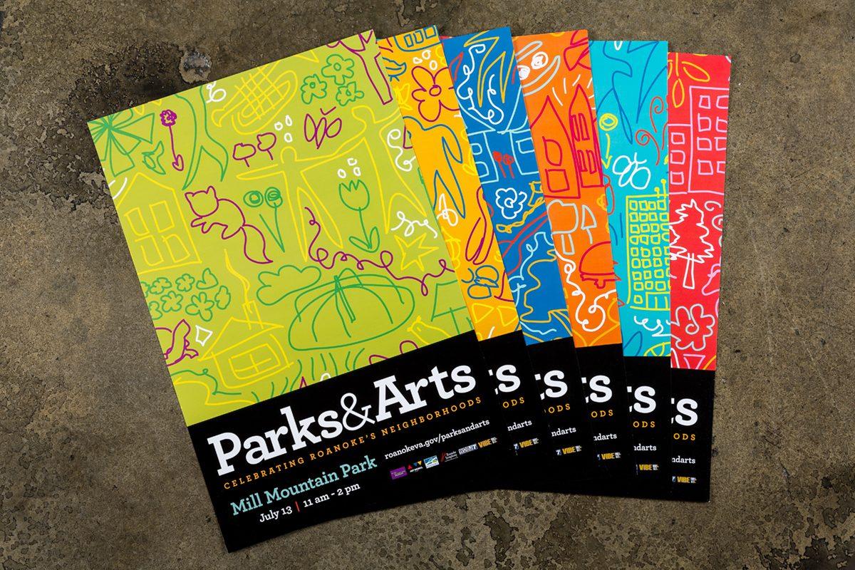 ParksArtsPoster_series