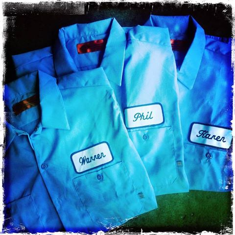 New Staff Members Welcomed with Historically Significant Shirts