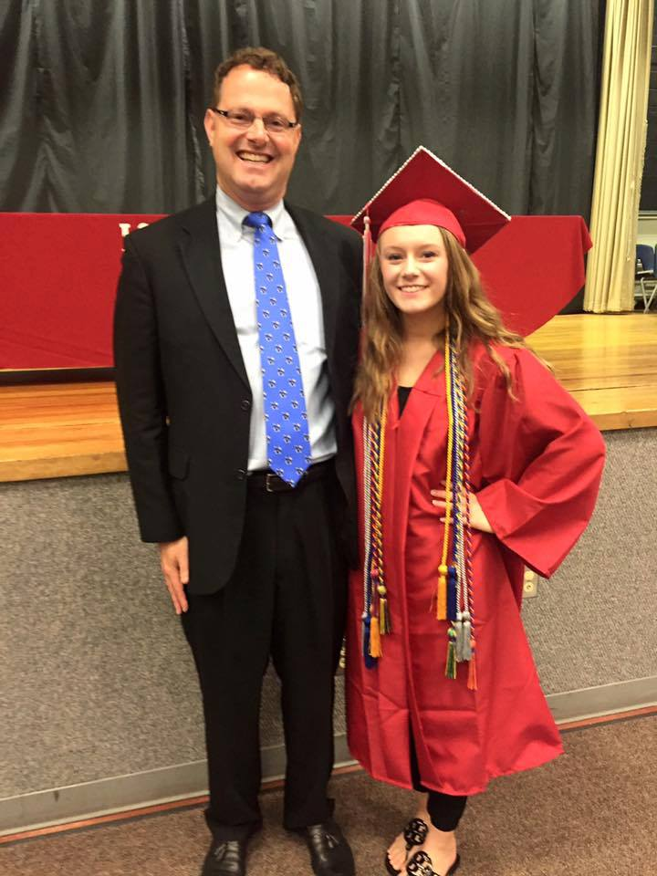 Anstey Hodge Participates in Lord Botetourt Scholarship Awards