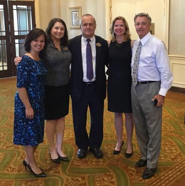 Distinguished Speaker Event Hosts Award Winning Coach