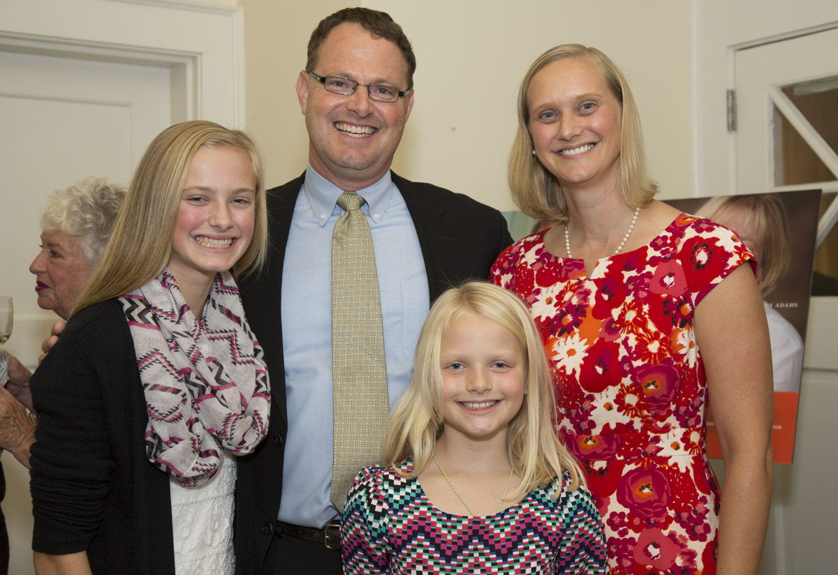 Reception Honors Anstey Hodge Principal